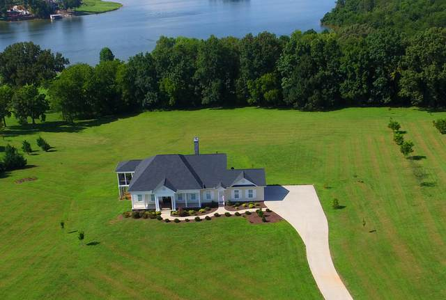 140 Thunder Road Rd, Vonore, TN 37885 (#1165710) :: Cindy Kraus Group   Engel & Völkers Knoxville