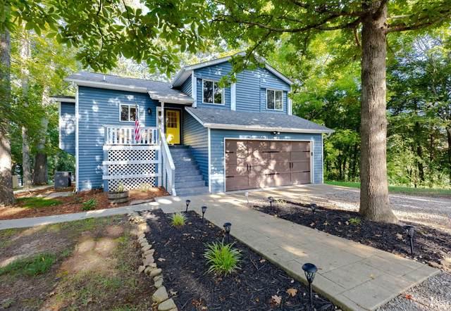 983 Lake Ridge Drive, Dandridge, TN 37725 (#1165784) :: Realty Executives Associates