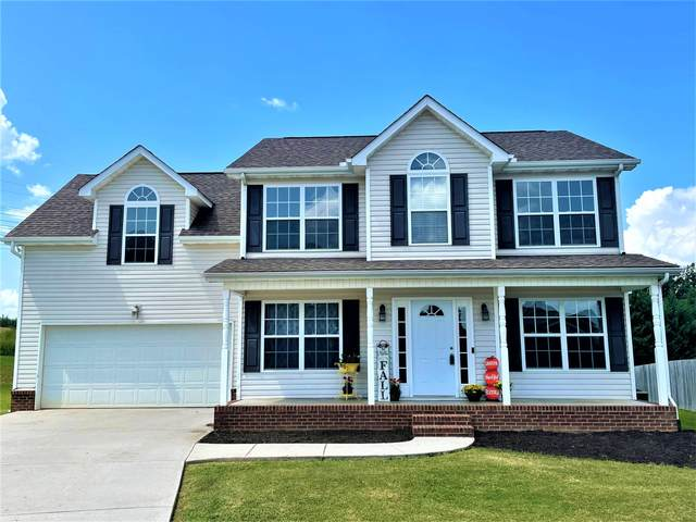 2005 Mosaic Lane, Knoxville, TN 37924 (#1165820) :: Shannon Foster Boline Group