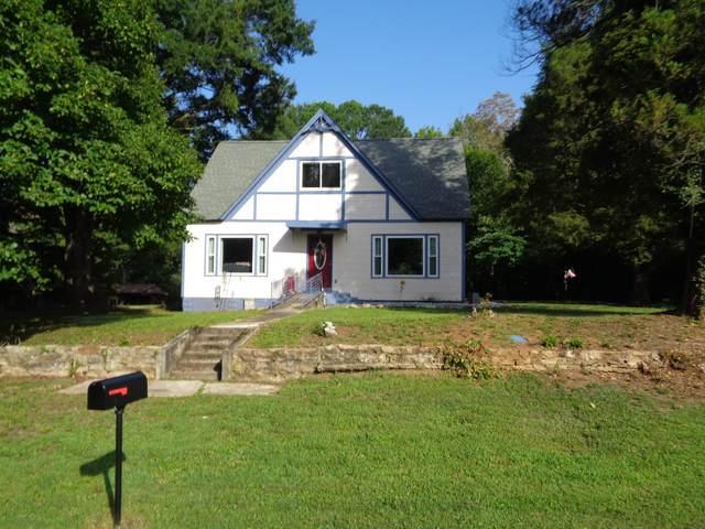 419 N Chamberlain Ave, Rockwood, TN 37854 (#1165866) :: Catrina Foster Group