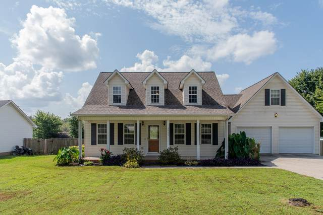 3906 Shipley Road Rd, Cookeville, TN 38501 (#1165882) :: Catrina Foster Group