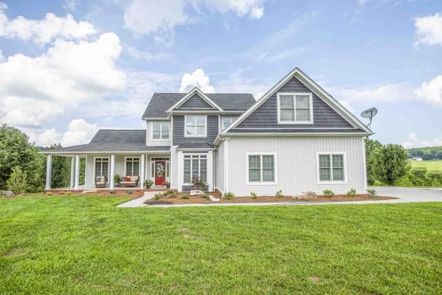 175 Valley View, Maynardville, TN 37807 (#1165915) :: Catrina Foster Group