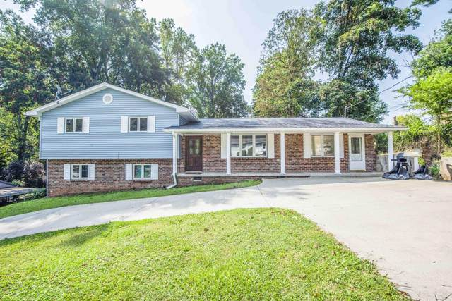 4614 NW Willowdale Drive, Knoxville, TN 37921 (#1166042) :: Shannon Foster Boline Group