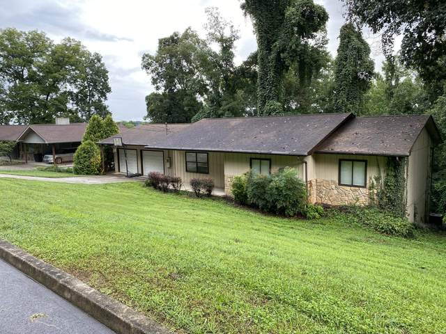 105 Timbercrest Lane, Clinton, TN 37716 (#1166098) :: Cindy Kraus Group   Engel & Völkers Knoxville