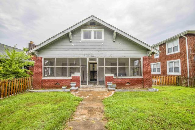 3208 E 5th Avenue Ave, Knoxville, TN 37914 (#1166110) :: Cindy Kraus Group   Engel & Völkers Knoxville