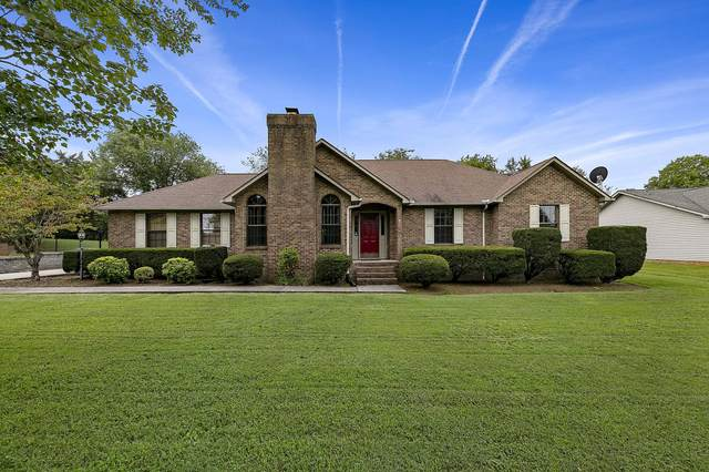 923 Sugarwood Drive, Maryville, TN 37803 (#1166115) :: Shannon Foster Boline Group