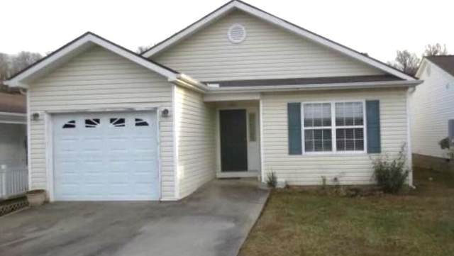 10532 Lone Star Way, Knoxville, TN 37932 (#1166118) :: Catrina Foster Group