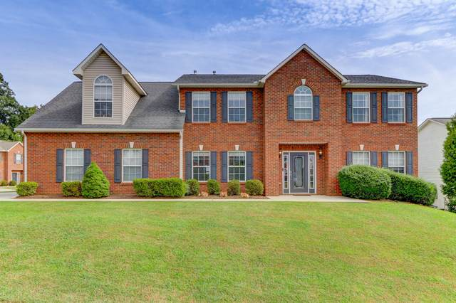 7436 Misty View Lane, Knoxville, TN 37931 (#1166166) :: Catrina Foster Group