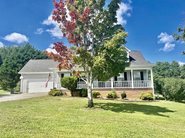 1267 Christianburg Lane, Sweetwater, TN 37874 (#1166179) :: Realty Executives Associates