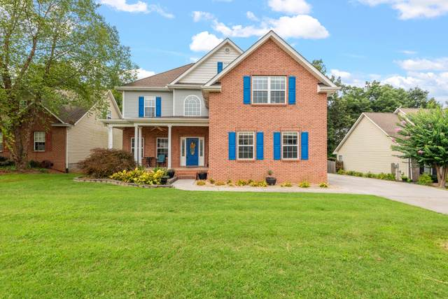 7127 Presidential Lane, Knoxville, TN 37931 (#1166222) :: Shannon Foster Boline Group