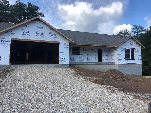 8189 Chief Red Cloud Lane, Crossville, TN 38572 (#1166233) :: Billy Houston Group