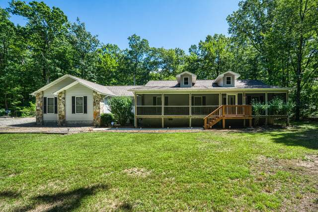 1413 Tanner Drive, Monterey, TN 38574 (#1166281) :: Shannon Foster Boline Group