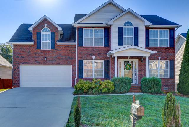 4716 Creek Rock Lane, Knoxville, TN 37918 (#1166307) :: The Cook Team