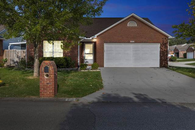 3101 Springtime Way, Knoxville, TN 37912 (#1166308) :: Billy Houston Group