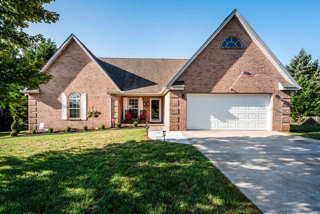 521 Carpenters View Drive, Maryville, TN 37801 (#1166327) :: Catrina Foster Group