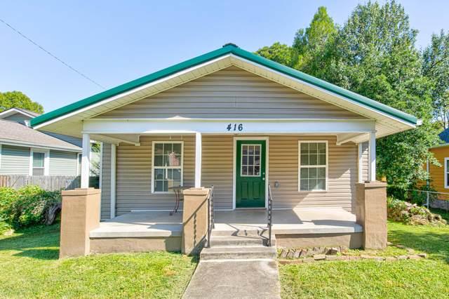 416 E Quincy Ave, Knoxville, TN 37917 (#1166350) :: Realty Executives Associates