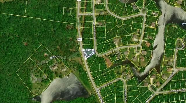4016 Lone Wolf Circle, Crossville, TN 38572 (#1166404) :: JET Real Estate