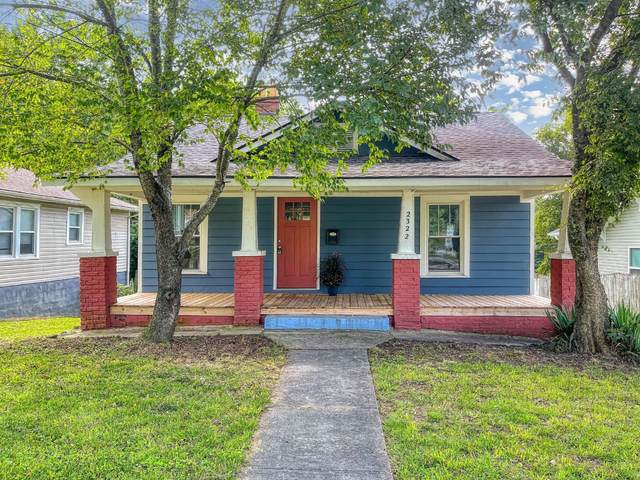 2322 E Glenwood Ave, Knoxville, TN 37917 (#1166437) :: The Cook Team