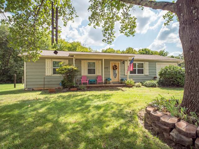 4220 Deer Creek Drive, Knoxville, TN 37912 (#1166459) :: Shannon Foster Boline Group