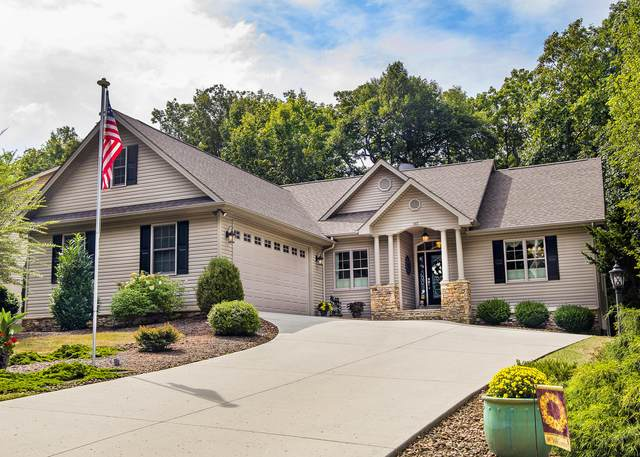 145 Trentwood Drive, Crossville, TN 38558 (#1166532) :: Billy Houston Group