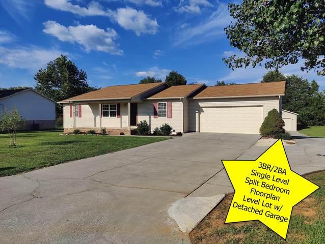 425 Ronjo Drive, Maryville, TN 37803 (#1166537) :: Catrina Foster Group