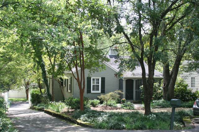 3848 Sequoyah Ave, Knoxville, TN 37919 (#1166543) :: Catrina Foster Group