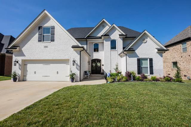 2327 Wolf Crossing Lane, Knoxville, TN 37932 (#1166557) :: The Cook Team