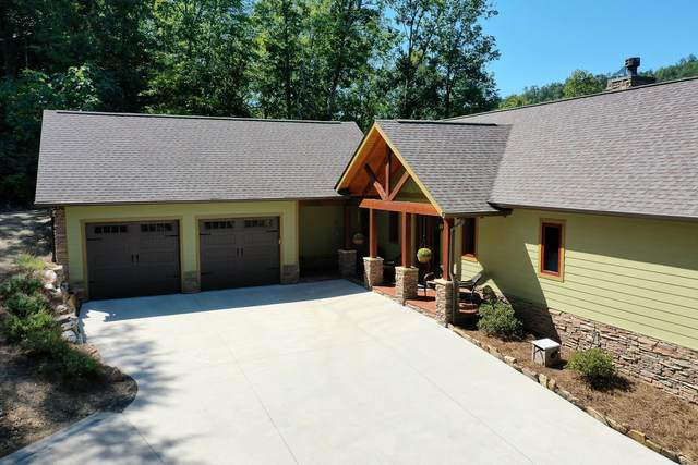 230 Low Gap Tr, Townsend, TN 37882 (#1166638) :: Catrina Foster Group