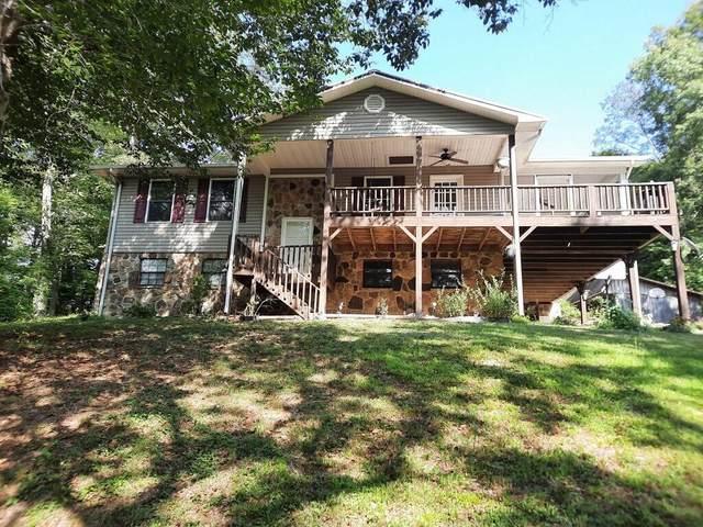 162 Burdine Drive, Sneedville, TN 37869 (#1166676) :: Tennessee Elite Realty