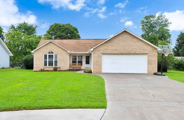 106 Sunset Ridge Court, Maryville, TN 37804 (#1166700) :: Realty Executives Associates