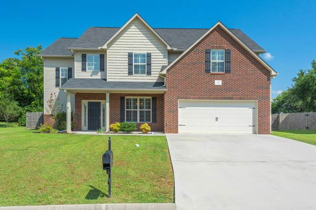 822 Concord Crossing Lane, Knoxville, TN 37934 (#1166811) :: Shannon Foster Boline Group