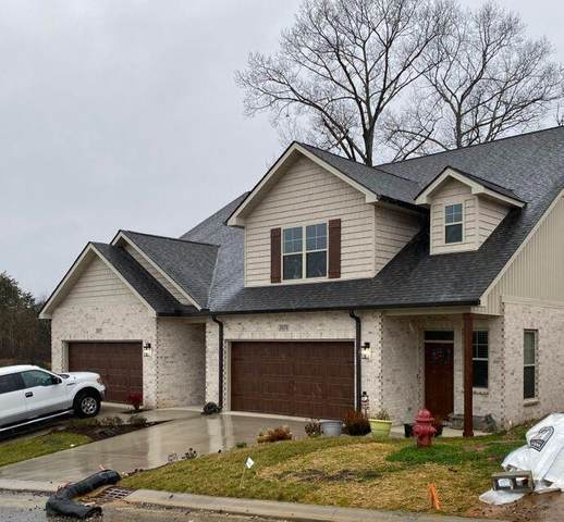 2105 Rose Cottage Way, Knoxville, TN 37931 (#1166835) :: Catrina Foster Group