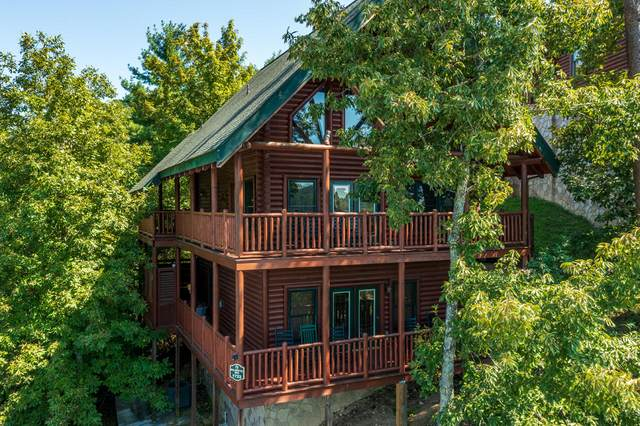 1723 Summit View Way, Sevierville, TN 37862 (#1166851) :: Shannon Foster Boline Group