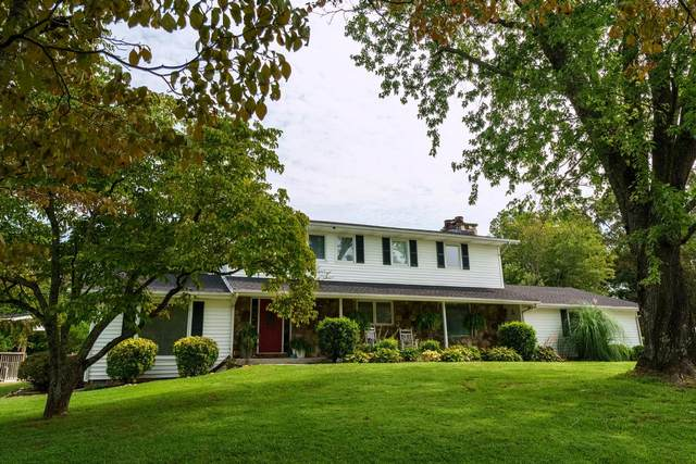 1216 Winding Drive, Sevierville, TN 37876 (#1166862) :: Cindy Kraus Group | Engel & Völkers Knoxville
