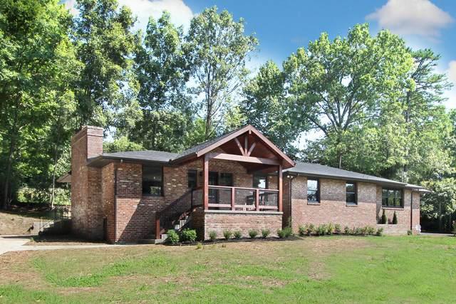 5502 S Briscoe Circle, Knoxville, TN 37918 (#1166868) :: Realty Executives Associates