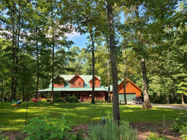 150 Chester Kelley Rd, Tellico Plains, TN 37385 (#1166984) :: Tennessee Elite Realty