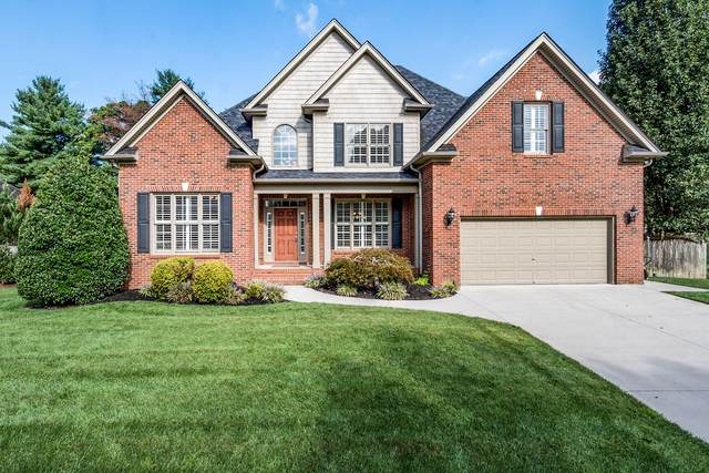 431 Westbridge Drive, Knoxville, TN 37919 (#1167016) :: Shannon Foster Boline Group