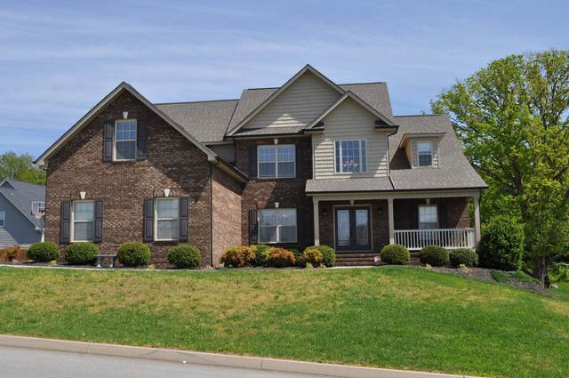 5127 Jade Pasture Lane, Knoxville, TN 37918 (#1167313) :: The Cook Team