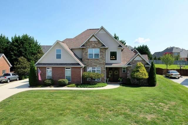 1730 Burnside Drive, Maryville, TN 37801 (#1167332) :: Cindy Kraus Group | Engel & Völkers Knoxville