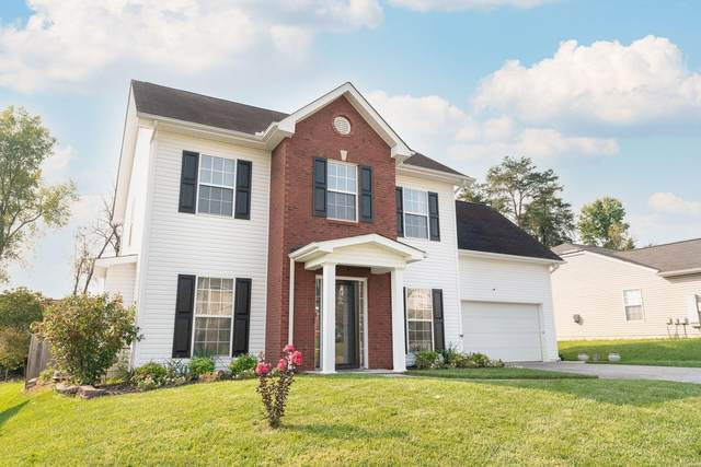 6232 E Mcmillan Creek Drive, Knoxville, TN 37924 (#1167334) :: The Cook Team