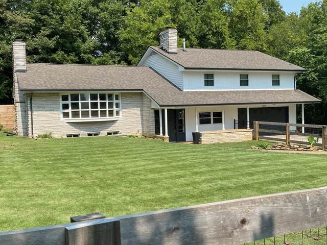 5815 E Sunset Rd, Knoxville, TN 37914 (#1167375) :: Realty Executives Associates