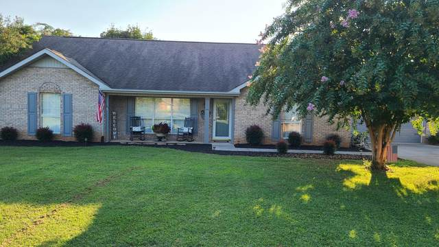 5529 J Riley West Rd, Greenback, TN 37742 (#1167566) :: The Cook Team