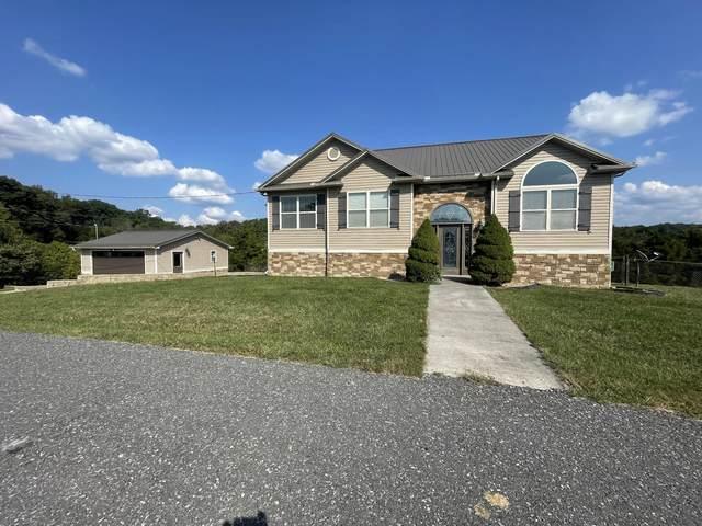 306 Oak Hammock Lane, Parrottsville, TN 37843 (#1167643) :: Realty Executives Associates