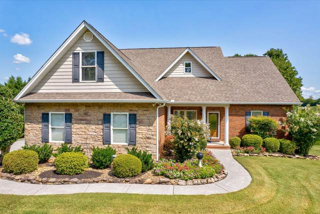 529 River Run Drive, Maryville, TN 37804 (#1167686) :: Realty Executives Associates