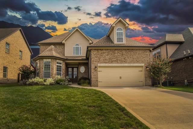 1406 Penrose Terrace Lane, Knoxville, TN 37923 (#1167742) :: Realty Executives Associates