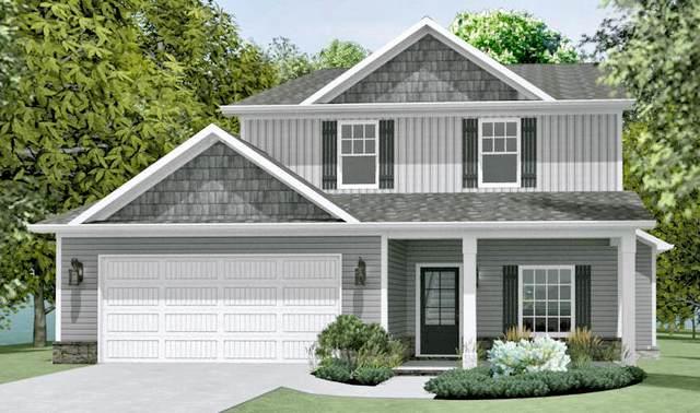 110 Deerberry Lane Lot 95, Oak Ridge, TN 37830 (#1167767) :: Realty Executives Associates