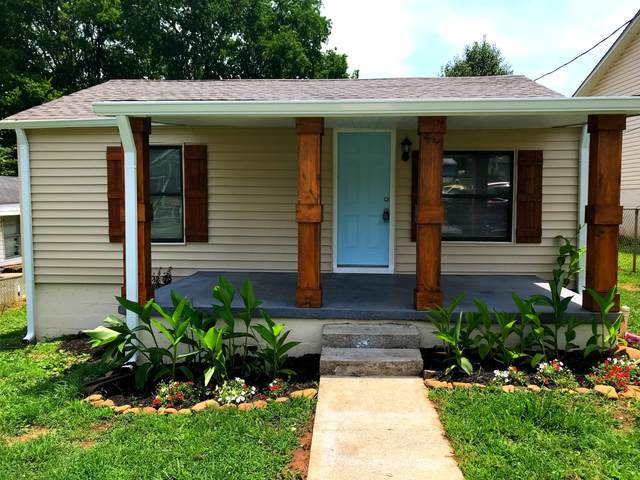 806 Sidebrook Ave, Knoxville, TN 37921 (#1167898) :: The Cook Team