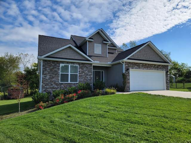1529 Crestridge Drive, Maryville, TN 37804 (#1167951) :: Realty Executives Associates