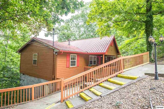 623 Country Oaks Drive, Pigeon Forge, TN 37863 (#1167961) :: The Terrell-Drager Team