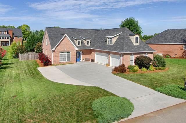 1733 Burnside Drive, Maryville, TN 37801 (#1168007) :: Cindy Kraus Group | Engel & Völkers Knoxville